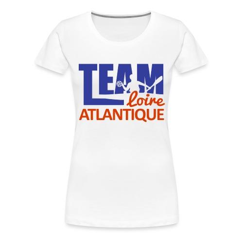 TeamLApolo - T-shirt Premium Femme