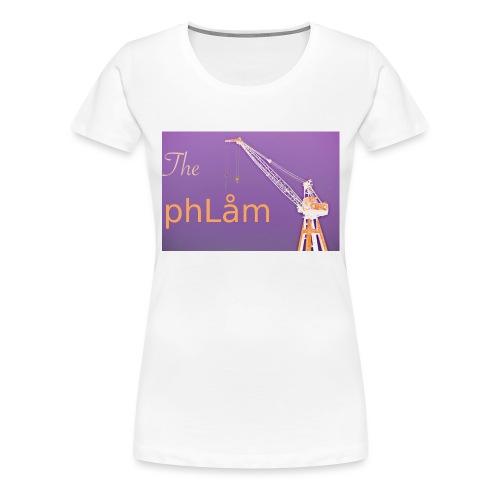 x - Women's Premium T-Shirt
