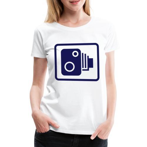 camera03 - Frauen Premium T-Shirt