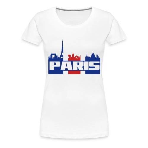 Paris SG - T-shirt Premium Femme