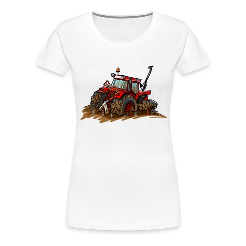 IH in de blub - Vrouwen Premium T-shirt