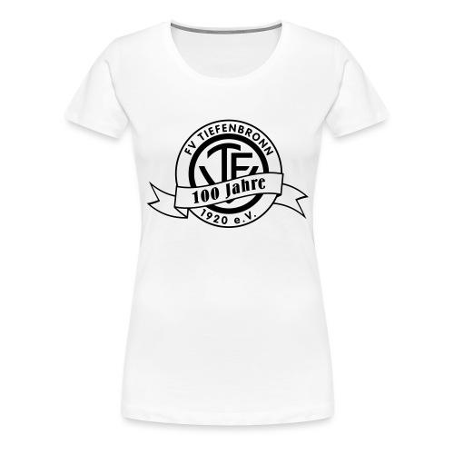 100jahre fvt - Frauen Premium T-Shirt