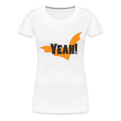 Yelloweenah--png - Maglietta Premium da donna
