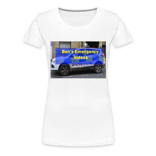 LogoBEV - Women's Premium T-Shirt