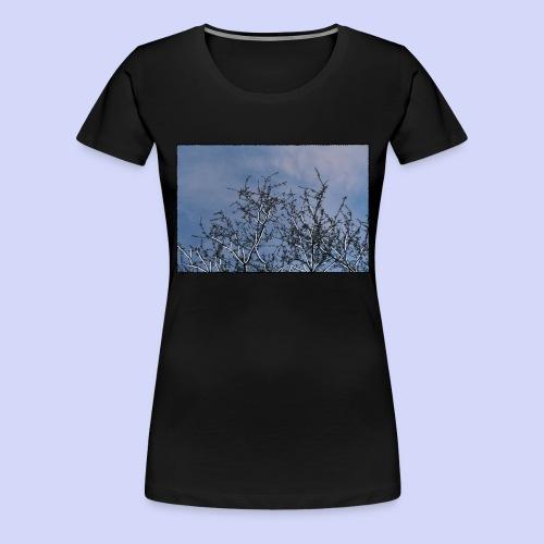 Summer times - Male shirt - Dame premium T-shirt