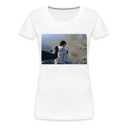 Fierce Kick - Premium T-skjorte for kvinner