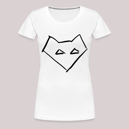 FOX NOSI Tasche - Frauen Premium T-Shirt