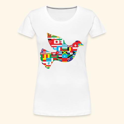countrys t-shirt - Camiseta premium mujer