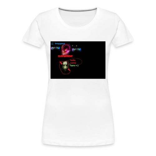 cool club second merch - Women's Premium T-Shirt