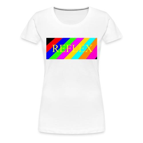 SVEIN HELGE reflex - Premium T-skjorte for kvinner