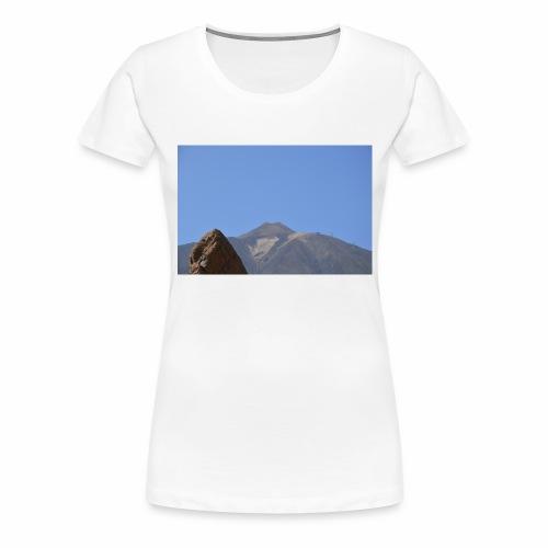 Teide - Teneriffa - Frauen Premium T-Shirt
