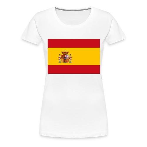 Spanien - Frauen Premium T-Shirt