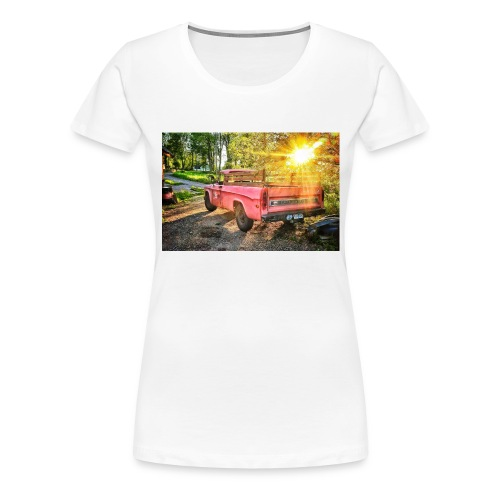 Dodge Sweptline one sunny evening - Premium-T-shirt dam
