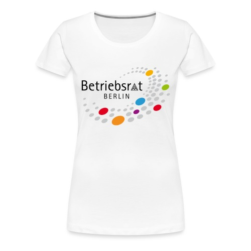 visteon button - Frauen Premium T-Shirt