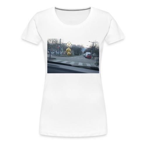Tidoue 1 - T-shirt Premium Femme