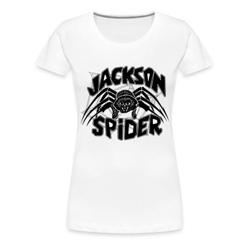 jackson spreadshirt - Frauen Premium T-Shirt