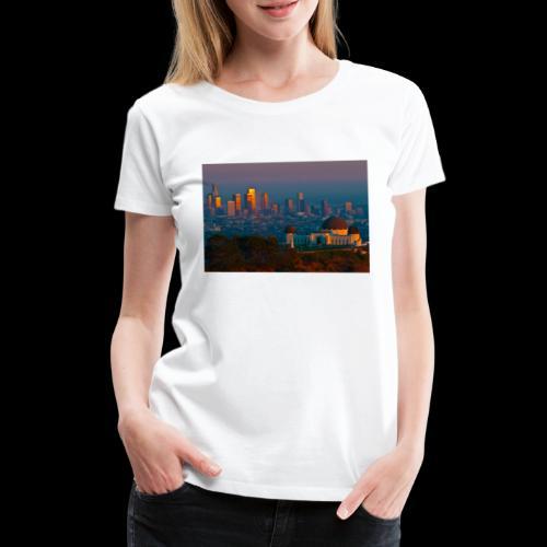 #phils.LA - Griffith - Frauen Premium T-Shirt