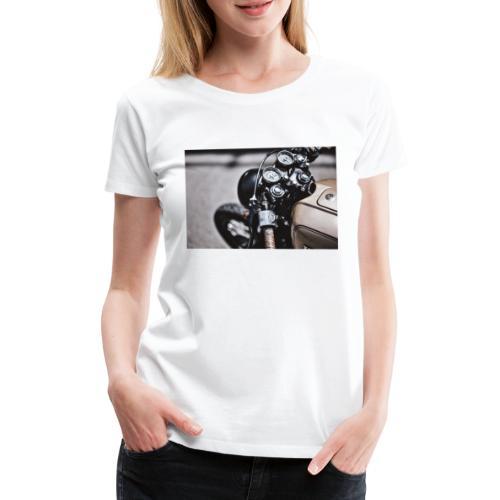 Moto - T-shirt Premium Femme