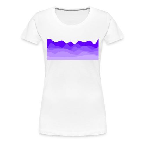 Dune Future Waves - Maglietta Premium da donna