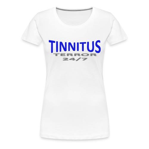 terror - Premium T-skjorte for kvinner