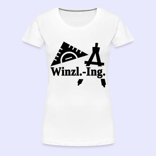 Winzling2 - Frauen Premium T-Shirt