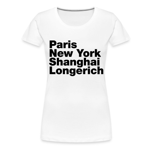 Fashion-Metropole Köln Longerich - Frauen Premium T-Shirt