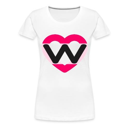 Sweet Beat - Maglietta Premium da donna