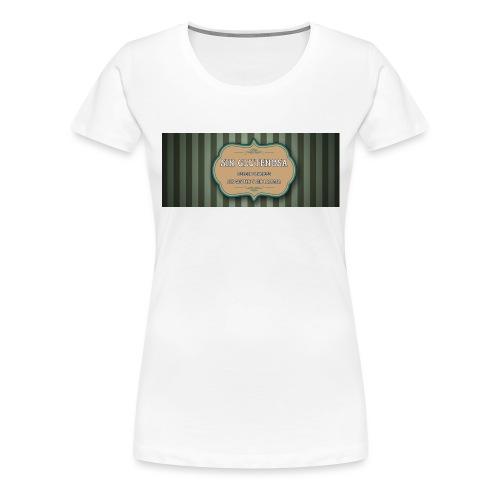 SINGLUTENOSA - Camiseta premium mujer