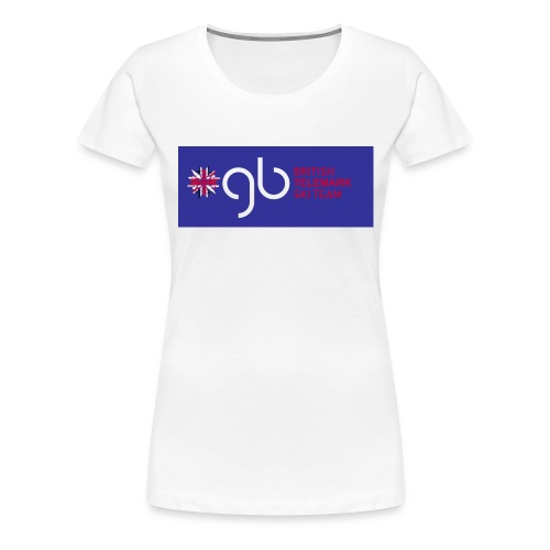 improved gb tele team - Women's Premium T-Shirt