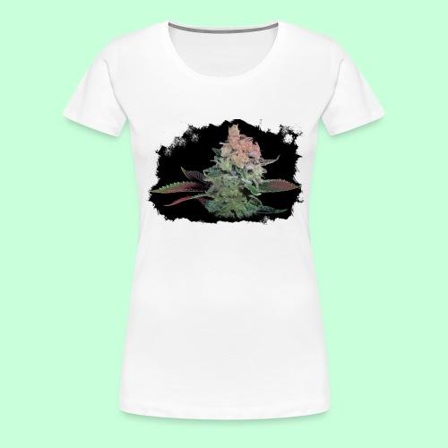 Pflänzchen png - Frauen Premium T-Shirt