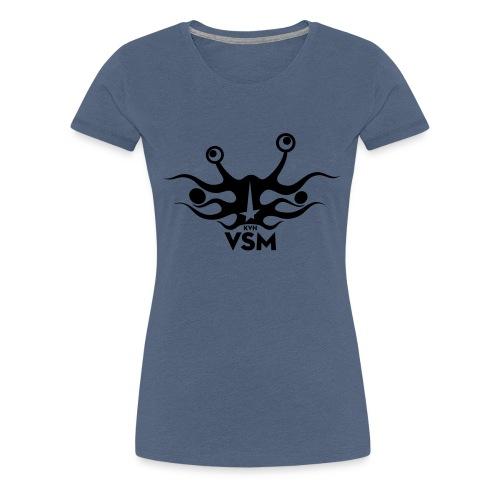 Kerk van het Vliegend Spaghettimonster - Vrouwen Premium T-shirt