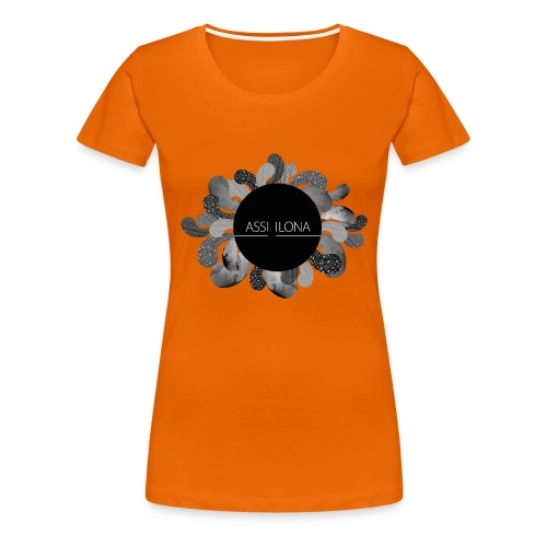 Assi Ilona vauvan paita - Naisten premium t-paita