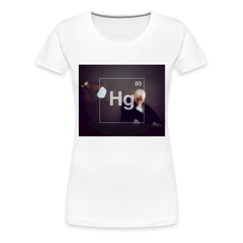 Hg80 - T-shirt Premium Femme