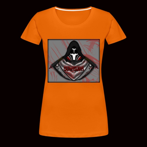SoWeQDK Reaper ! - Dame premium T-shirt