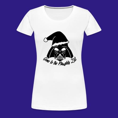 Vader's List - Women's Premium T-Shirt