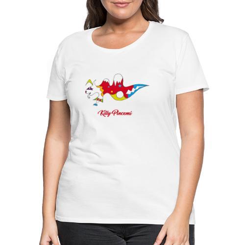Killy Pincemi - T-shirt Premium Femme