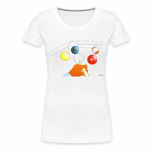 game - Frauen Premium T-Shirt