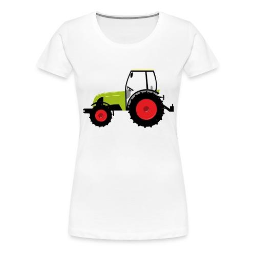 Trekker - Vrouwen Premium T-shirt