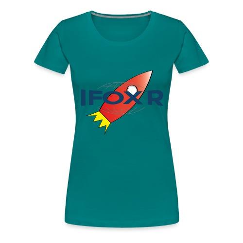 IFOX ROCKET - Premium-T-shirt dam