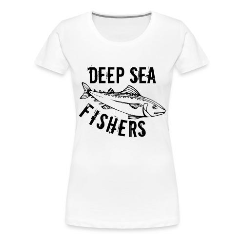 DSF - Naisten premium t-paita