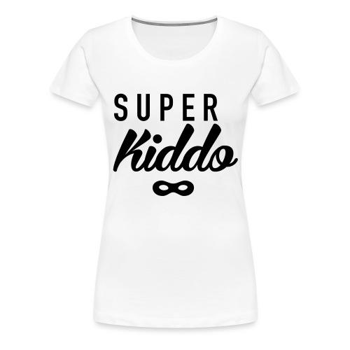 Super_kiddo - Frauen Premium T-Shirt