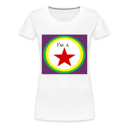 I'm a STAR! - Women's Premium T-Shirt