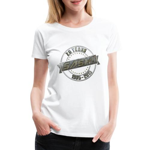 SASH! *** 20 Years *** - Women's Premium T-Shirt