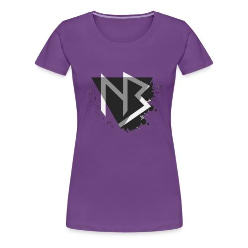 Cappellino NiKyBoX - Maglietta Premium da donna