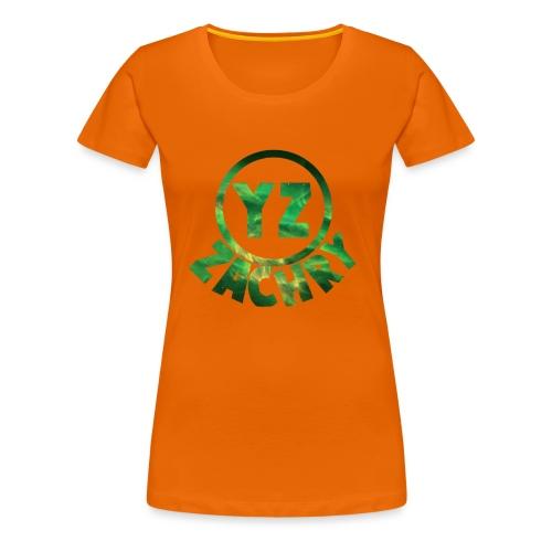 YZ-pet - Vrouwen Premium T-shirt