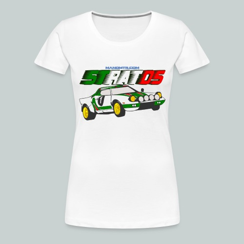 Stratos Nr.1 - Women's Premium T-Shirt