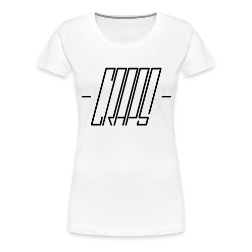craps - Maglietta Premium da donna