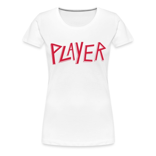 player Slayer - T-shirt Premium Femme