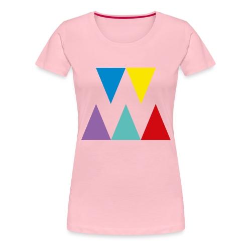 Logo We are les filles - T-shirt Premium Femme