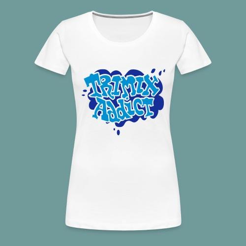 TRIMIX_small - T-shirt Premium Femme